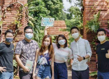 Fort Canning Puzzle Hunt: Abort The Fort