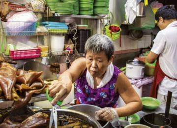 UNESCO Hawker Food Tour: Boiled & Braised